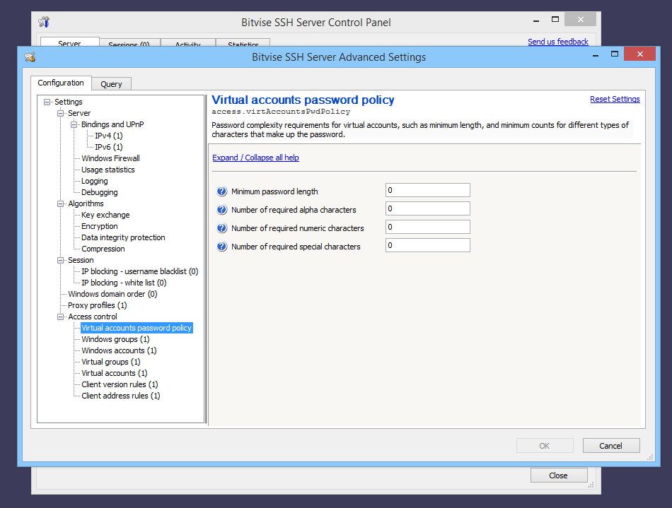 Hardening your SSH Server configuration   Bitvise